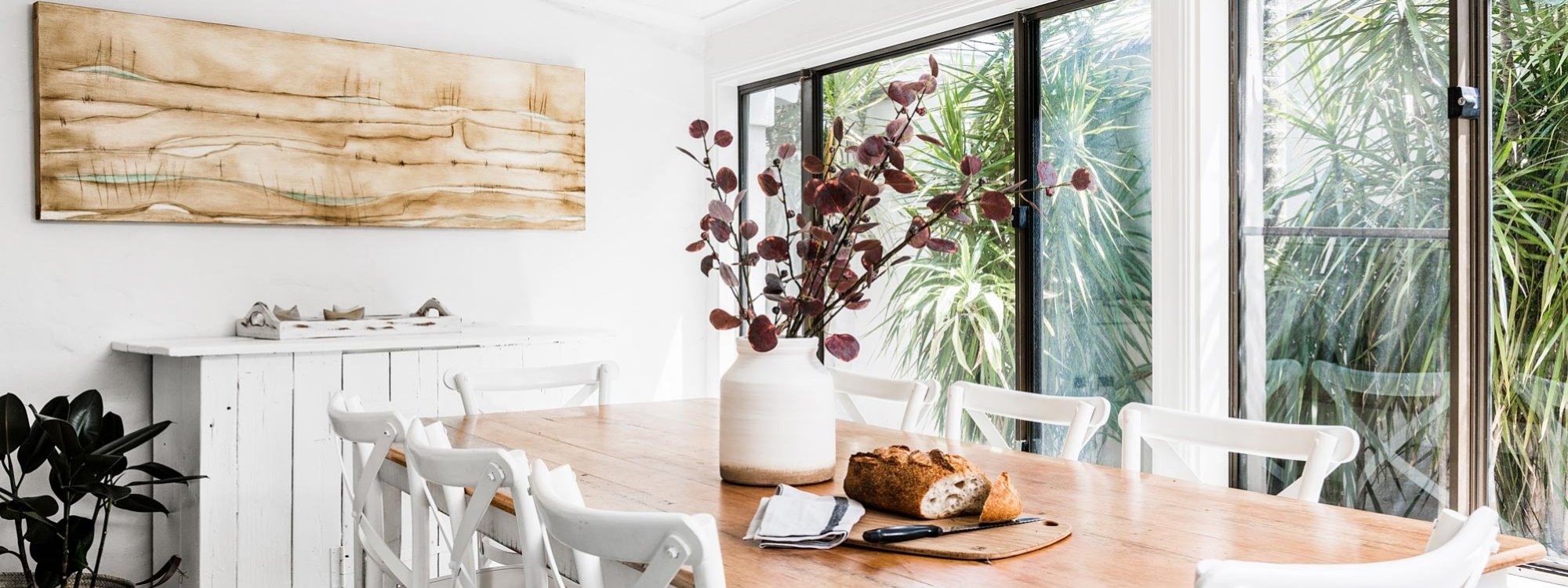 Beachwood - Byron Bay - Dining table b