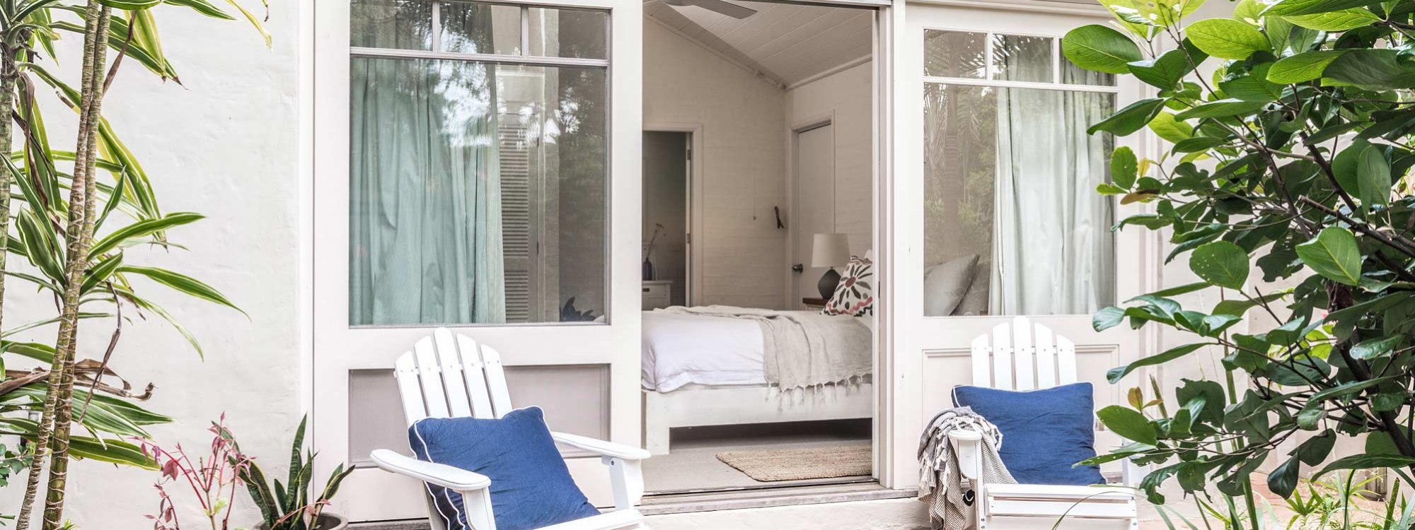Beachwood - Byron Bay - Studio Outdoor