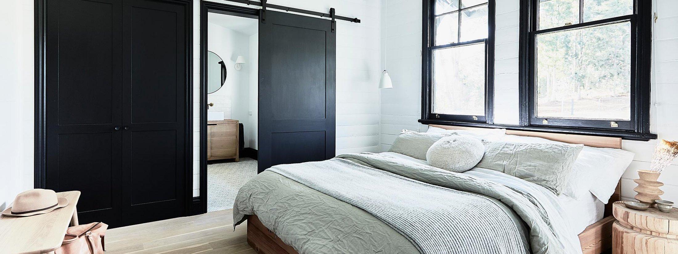 Bennys Cottage - Byron Bay - Real Living Shoot Bedroom 2a