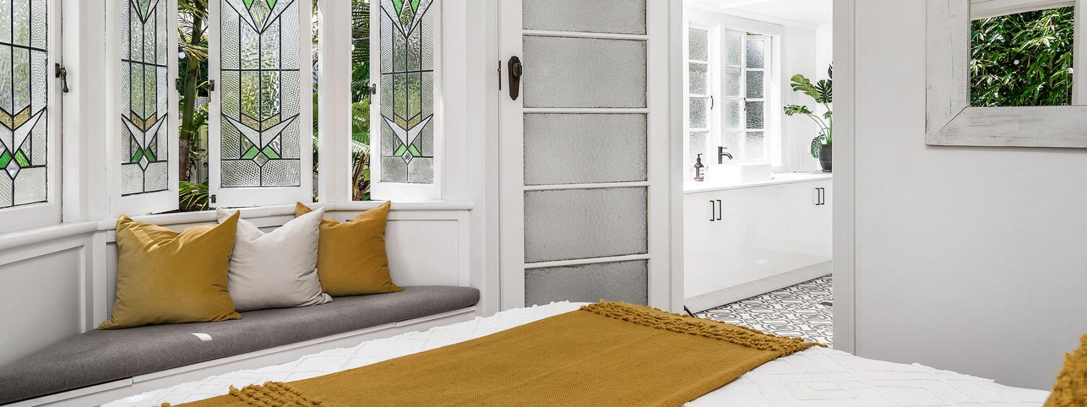 Bohemian Bangalow - Byron Bay - Bedroom 4c