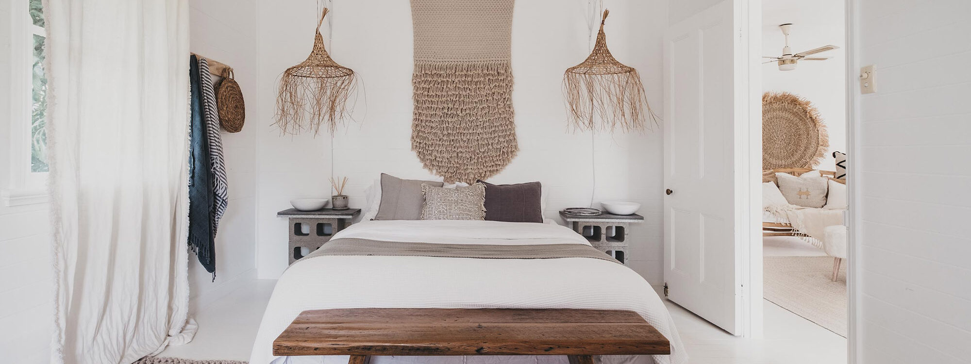 Byron Bay - Collective Retreat - Master Bedroom a