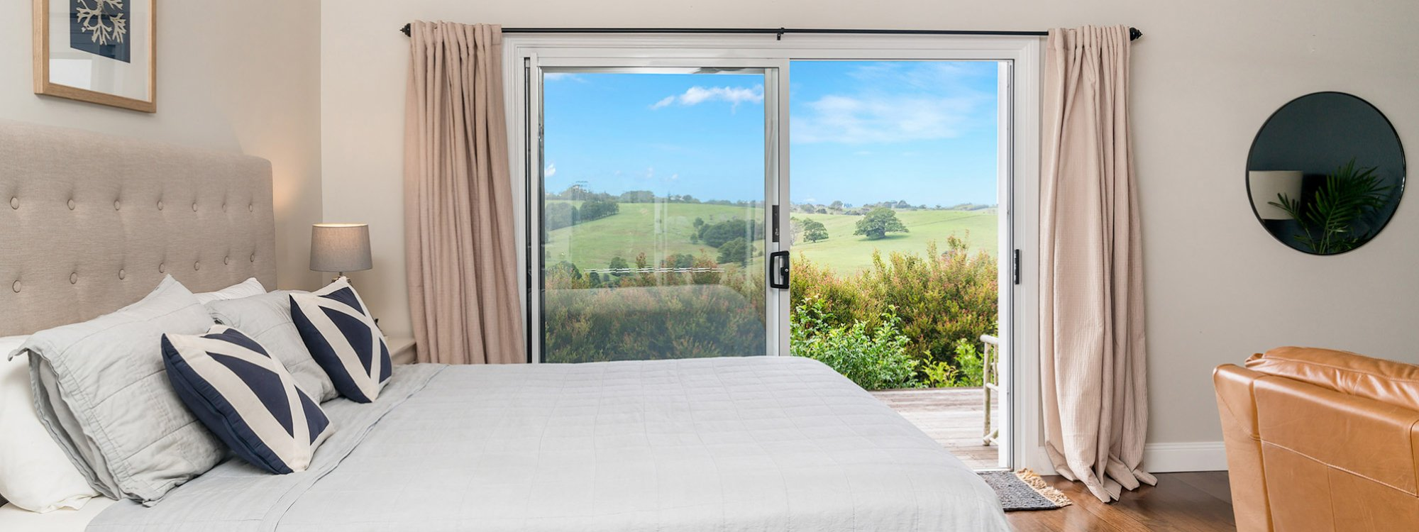 Byron Hills Hinterland Retreat - Byron Bay - Master Suite b