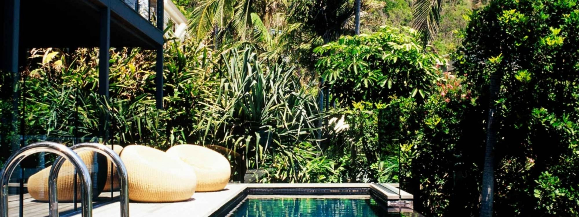Byron Bay Villa - Pool Area