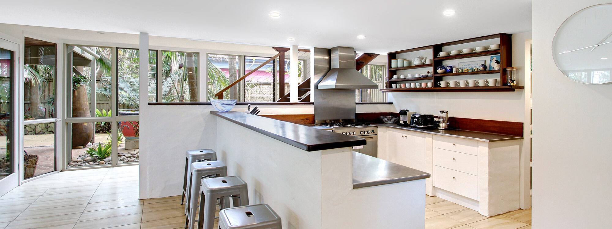 Jimmy's Beach House - Kitchen