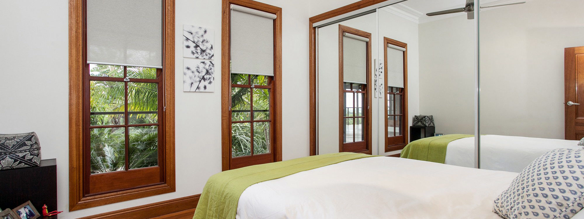Callistemon View - Byron Bay Hinterland - Federal - Bedroom