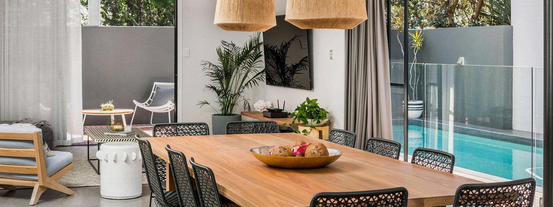 Catalinas - Byron Bay - Dining Room c