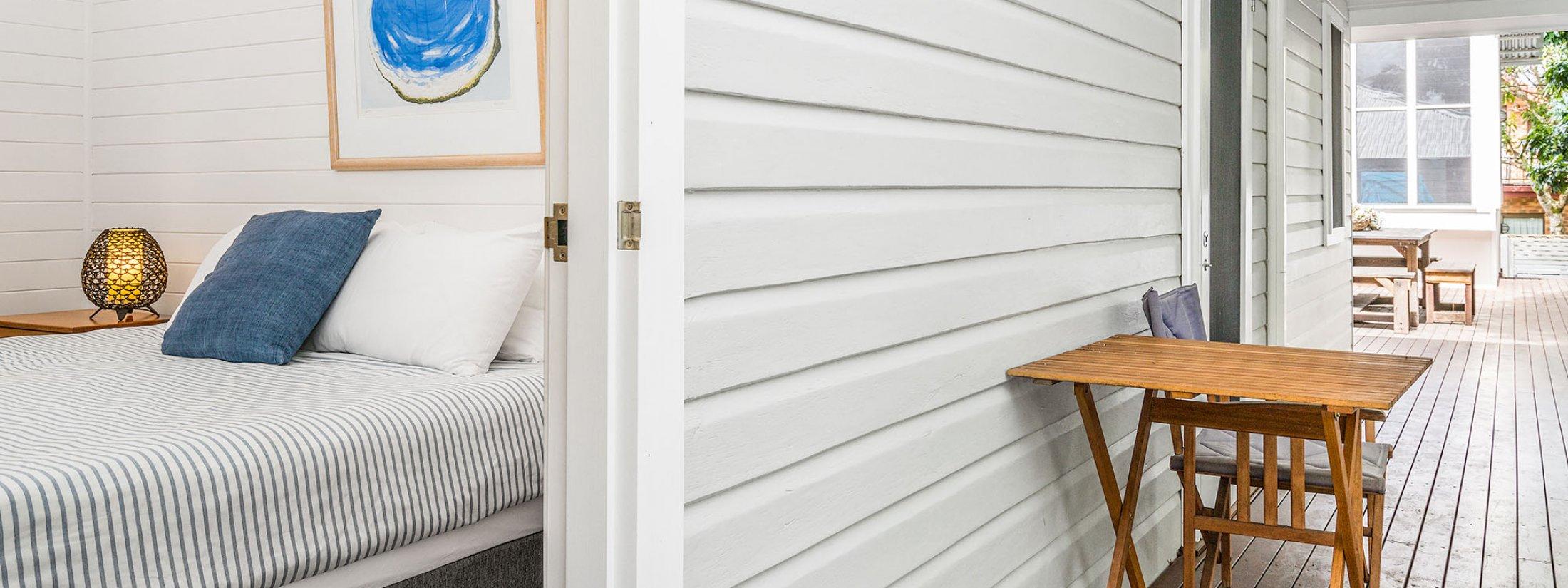 Cavvanbah Seaside Cottage - Byron Bay - Bedroom 2b