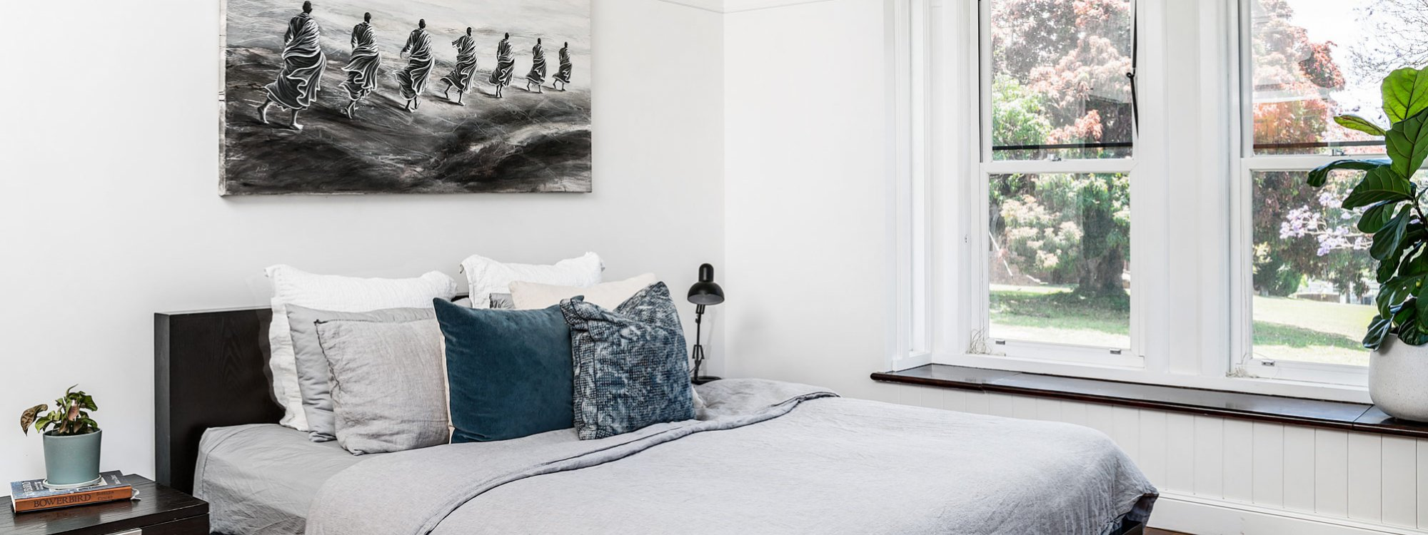 Charlottes Web - Byron Bay - Master Bedroom b