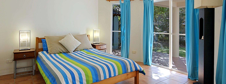 Clarkes Beach Villa - Bedroom