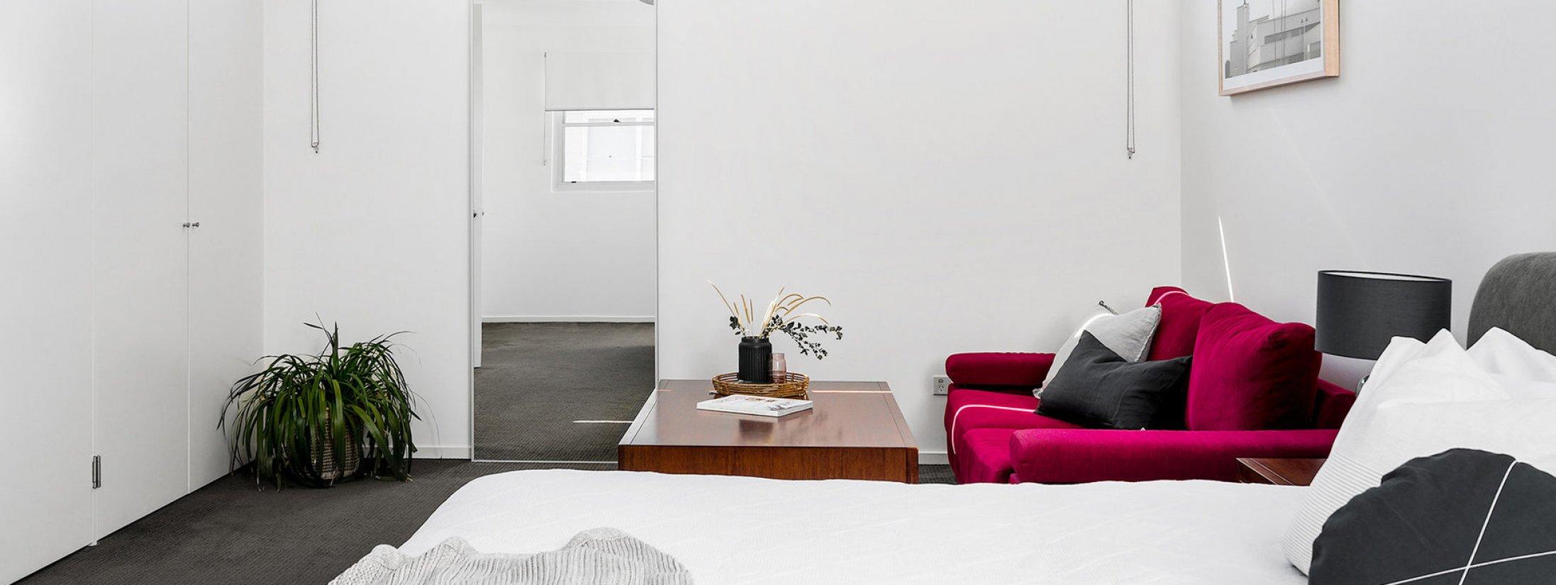 Clique 2 - Byron Bay - Bedroom Master
