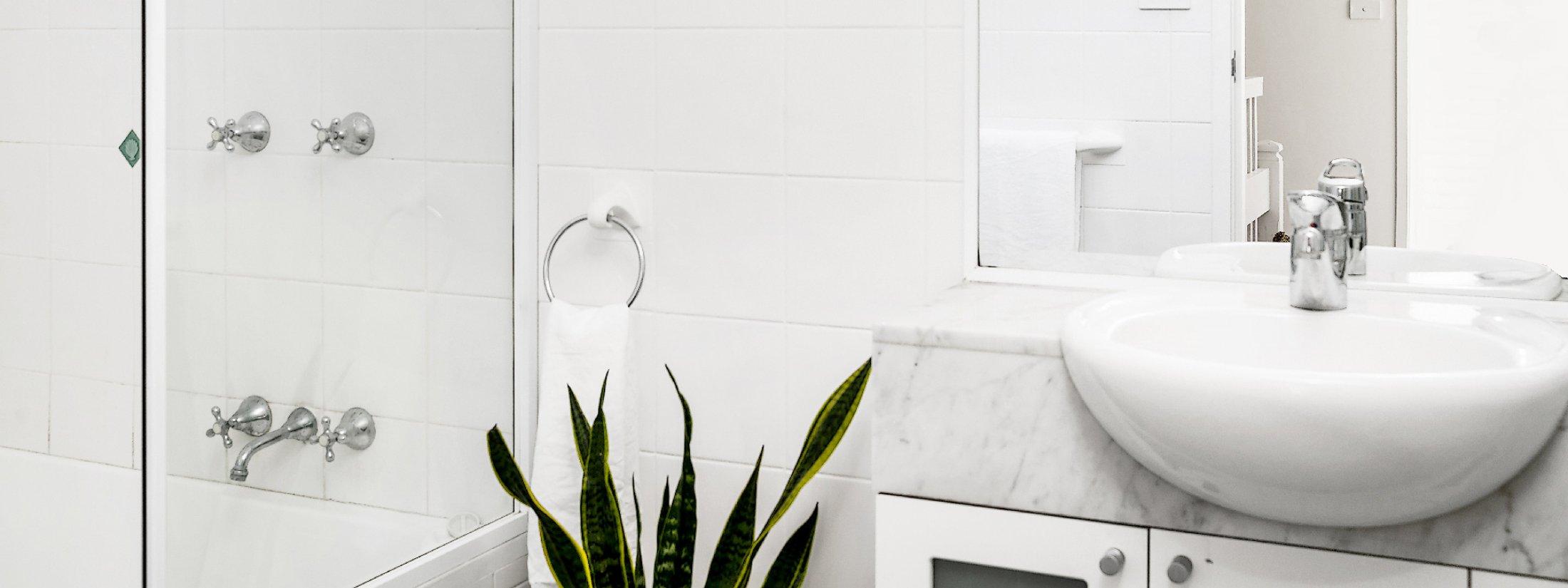 Cooinda - Byron Bay - Upstairs bathroom