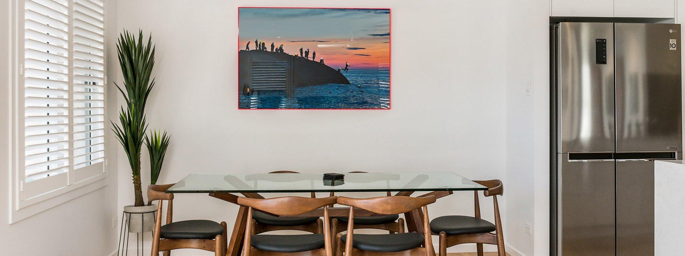 Driftwood - Byron Bay - Dining
