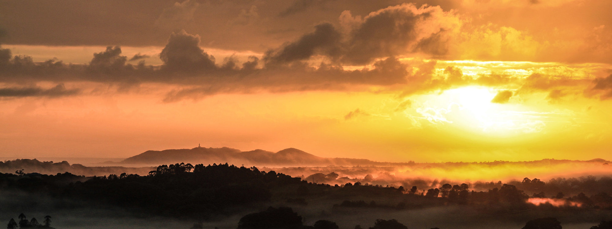Eastern Rise - Byron Bay Hinterland - Cape of Byron Sunset 1