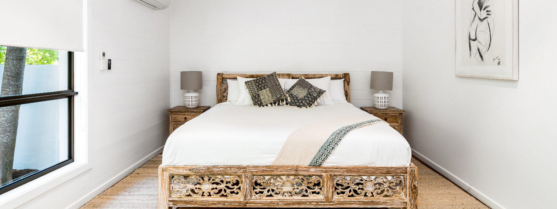 Gigis - Byron Bay - Master Bedroom a