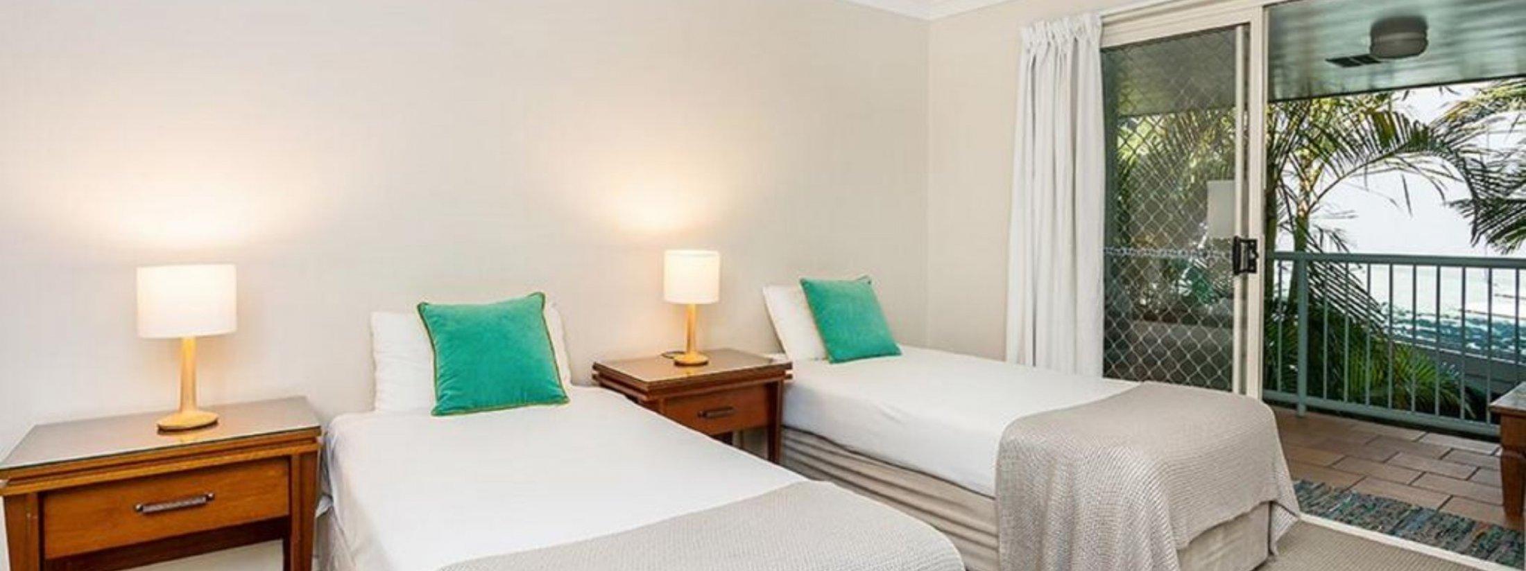 Heathers Hideaway - Byron Bay - Bedroom 2
