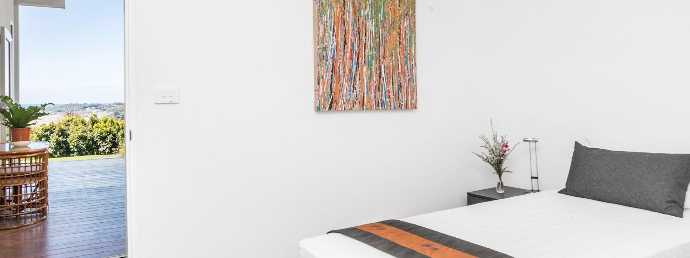 Jali Burugar - Byron Bay - Bedroom 3