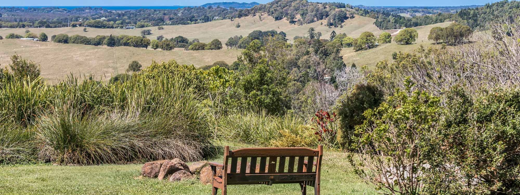 Jali Burugar - Byron Bay - Chair with a View and Firepit