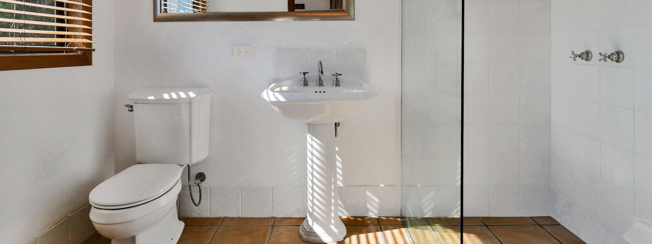 Jannah - Lennox Head - Master Bedroom ensuite bathroom