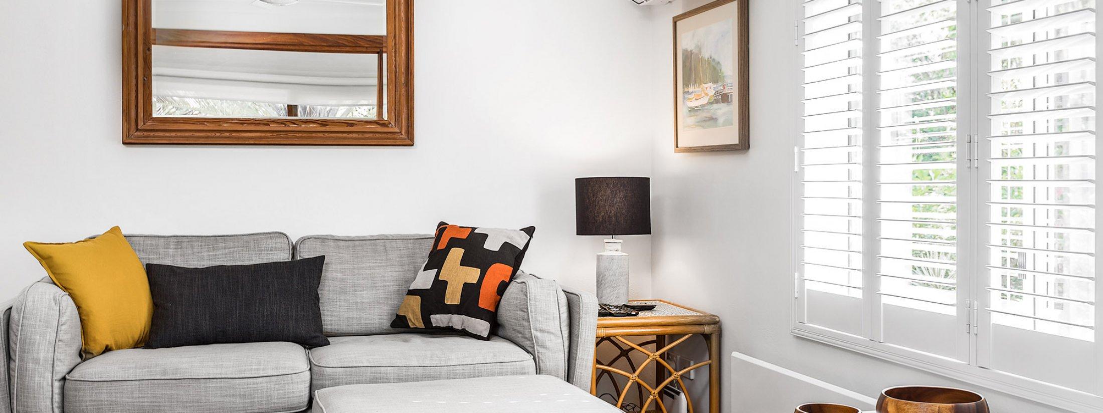 Little Geckos - Byron Bay - Living Room a