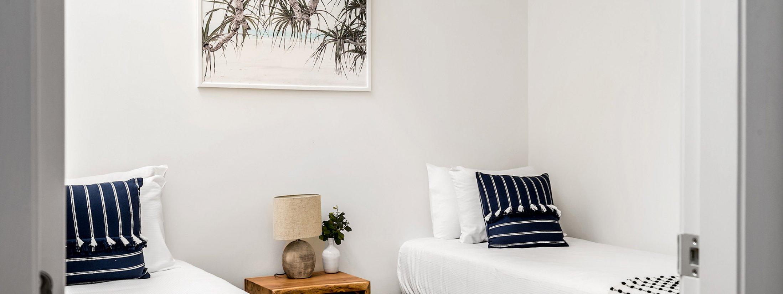 Luxe & Bloom - Brunswick Heads - Bedroom 2