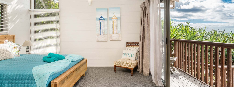 Moonstruck - Byron Bay - Bedroom 1
