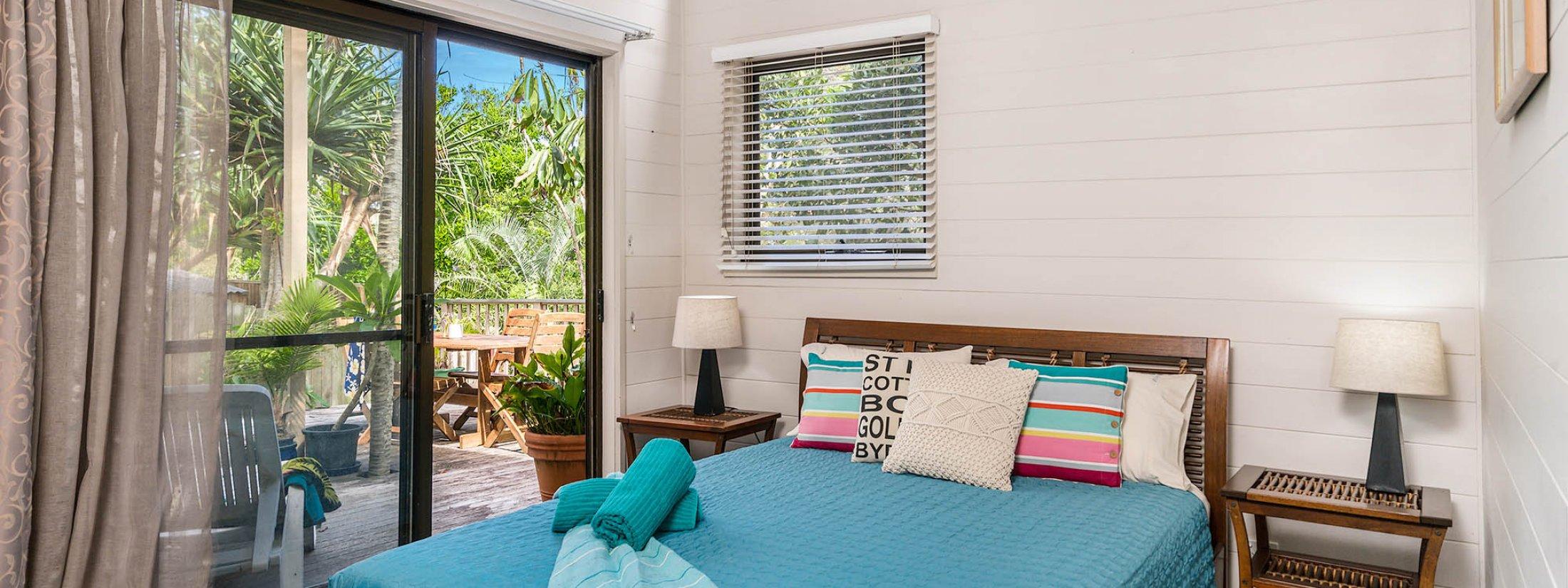 Moonstruck - Byron Bay - Bedroom 2