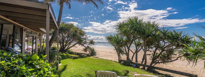 Moonstruck - Byron Bay - View towards North