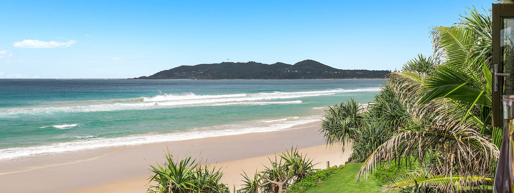 Moonstruck - Byron Bay - View to Cape Byron