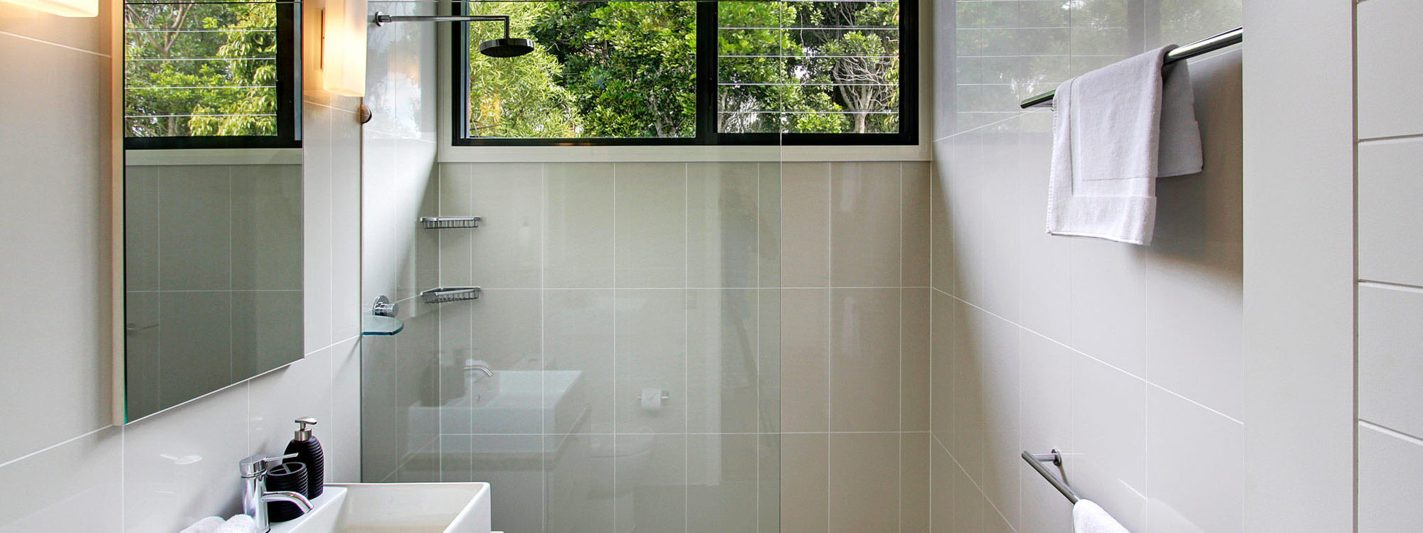 Ocean View at Kiah - Byron Bay - Bathroom Shared