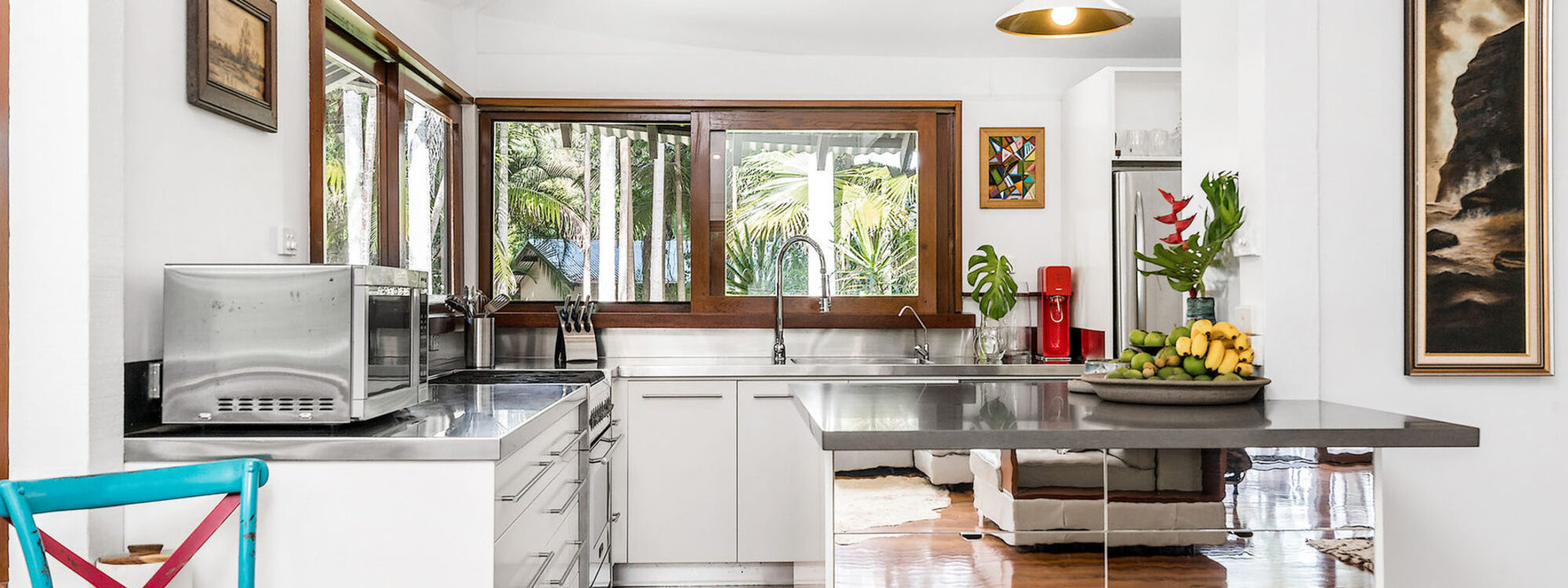 Ourmuli - Byron Bay - Kitchen