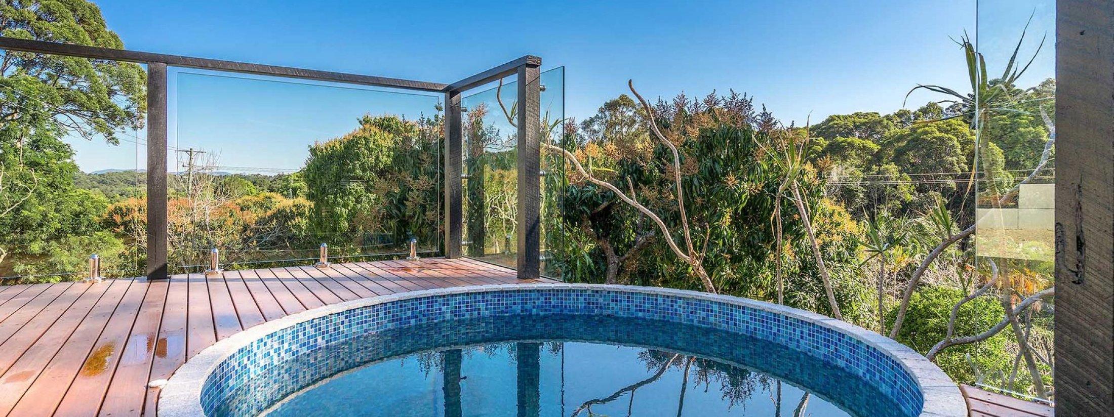 Ourmuli Cabin - Byron Bay - Pool