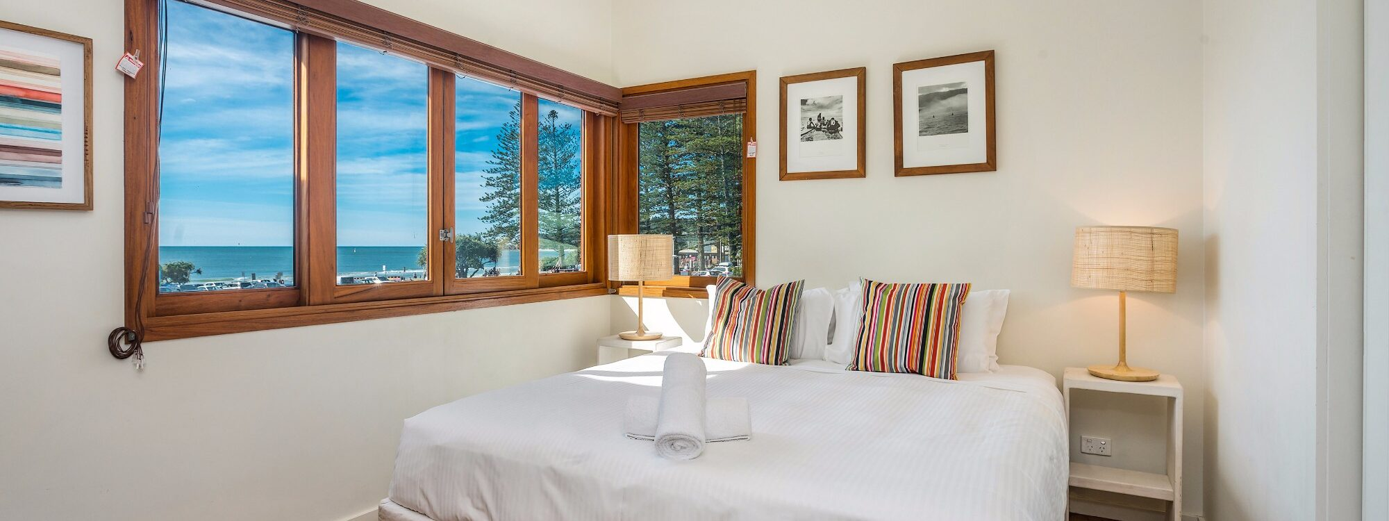 Quiksilver Apartments - The Pass - King room