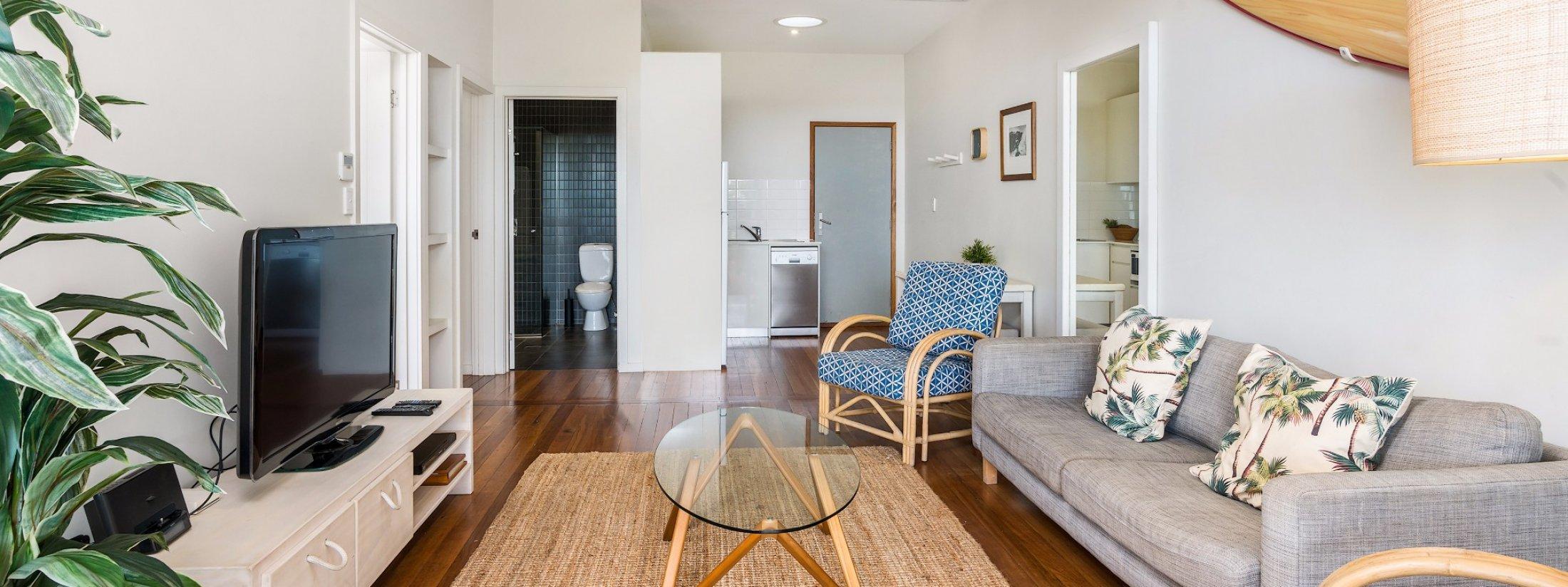 Quiksilver Apartments - The Pass - apartment