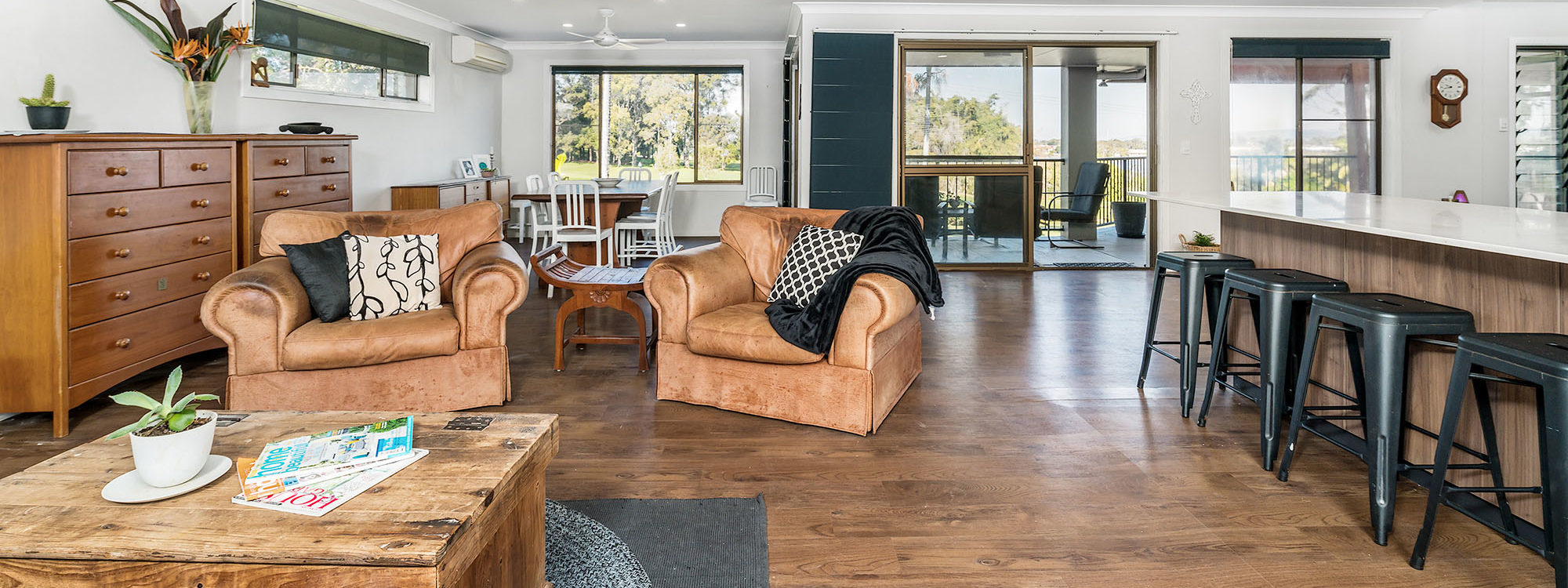 River Links - Lennox Head - Living Area