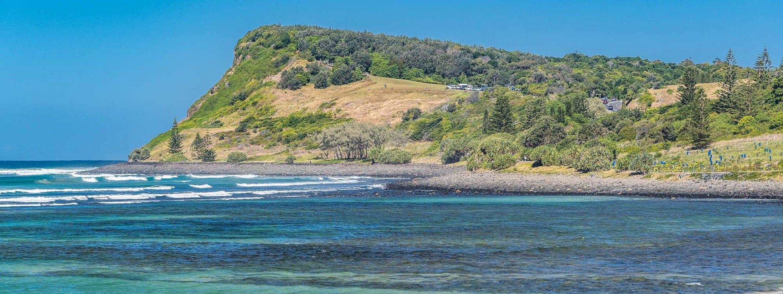 Sandy Feet - Lennox Head - Beach