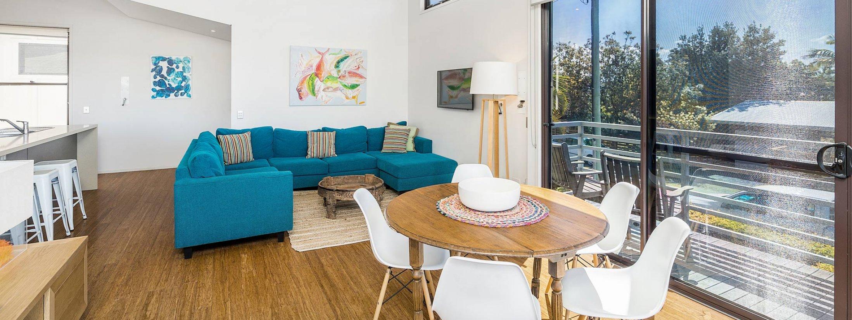 Sandy Feet - Lennox Head - Living Area