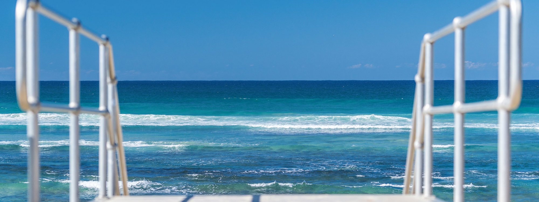 Sandy Feet - Lennox Head - Steps to Beach