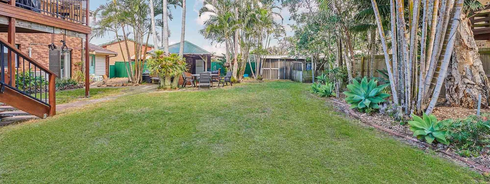 Sea Breeze - Lennox Head - Backyard to Cabana