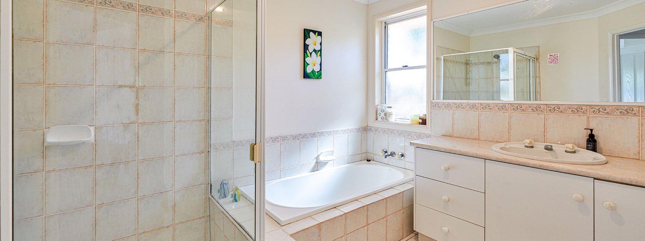 Sea Deck - Skennars Head - Bathroom