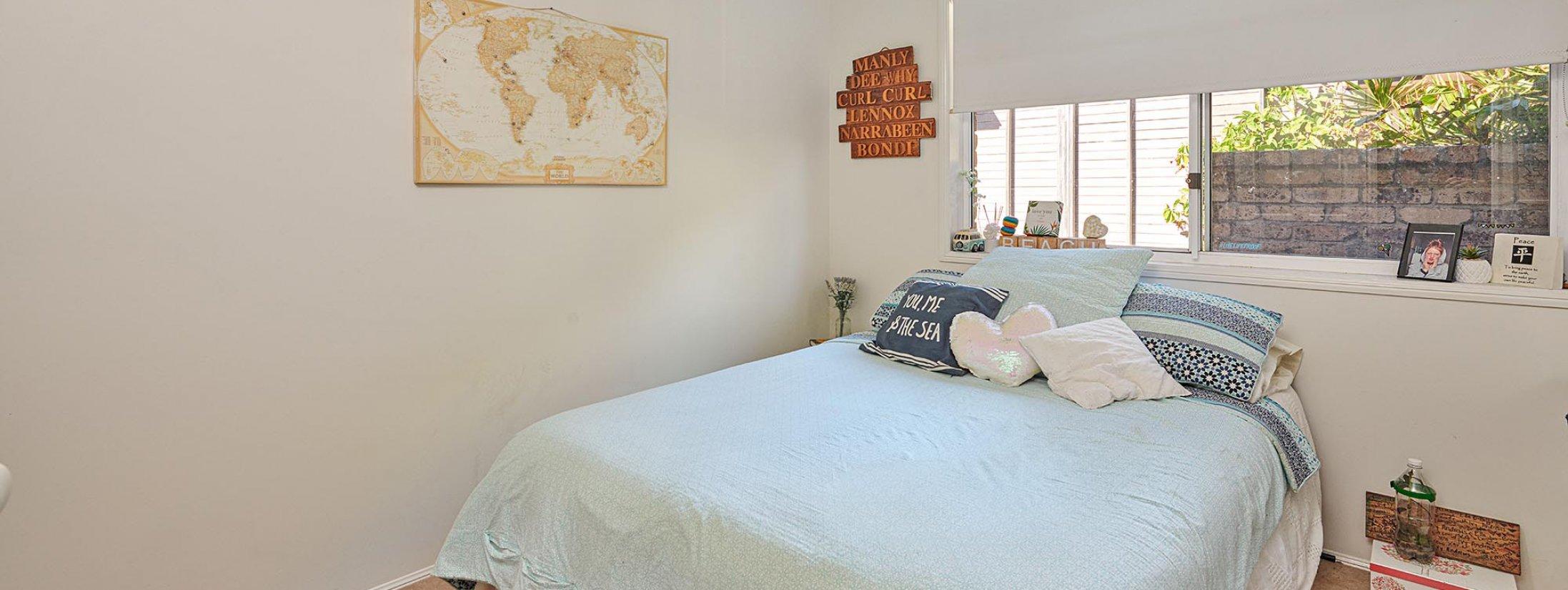 Sea Deck - Skennars Head - Bedroom 4