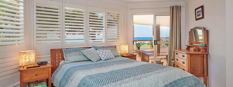 Sea Deck - Skennars Head - Main Bedroom