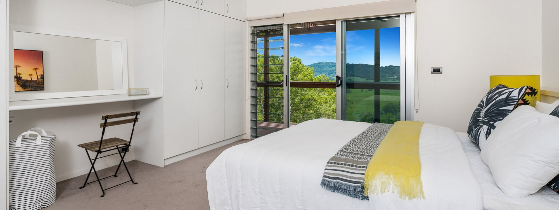 Serene Myocum - Byron Bay - Bedroom 2b