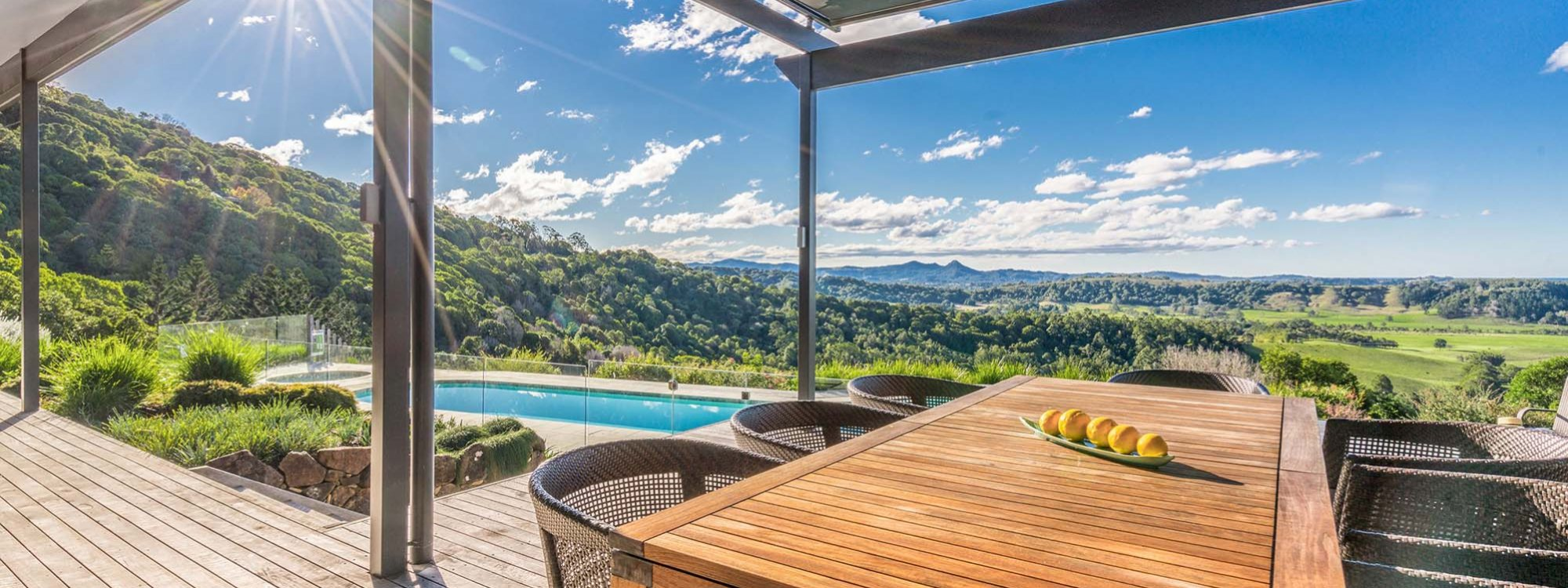 Summer Breeze - Byron Bay - Outdoor Living e
