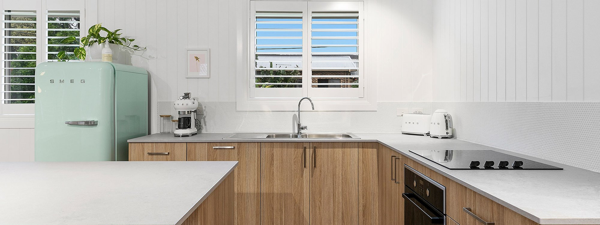 Sunset Beach - Summer Breeze - Brunswick Heads - Kitchen b