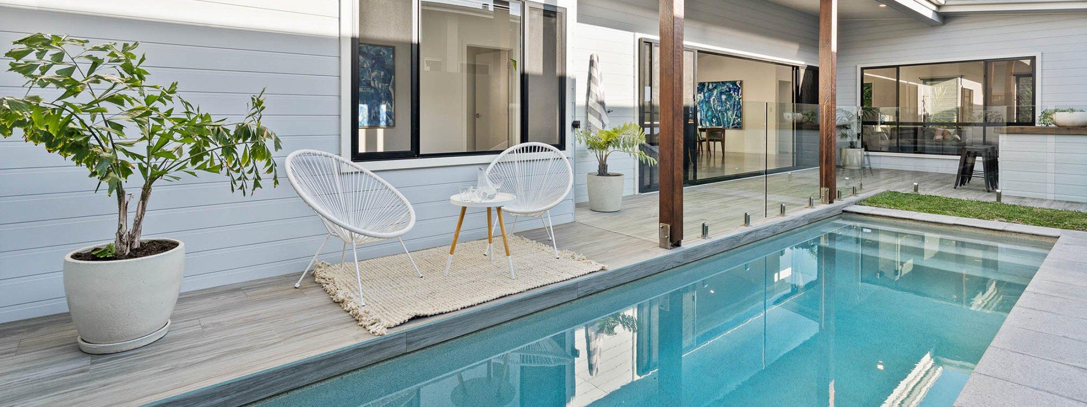 The North - East Ballina - Pool Chairs