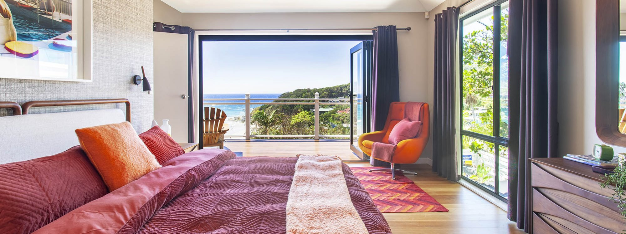 The Palms at Byron - Byron Bay - Bedroom 2d