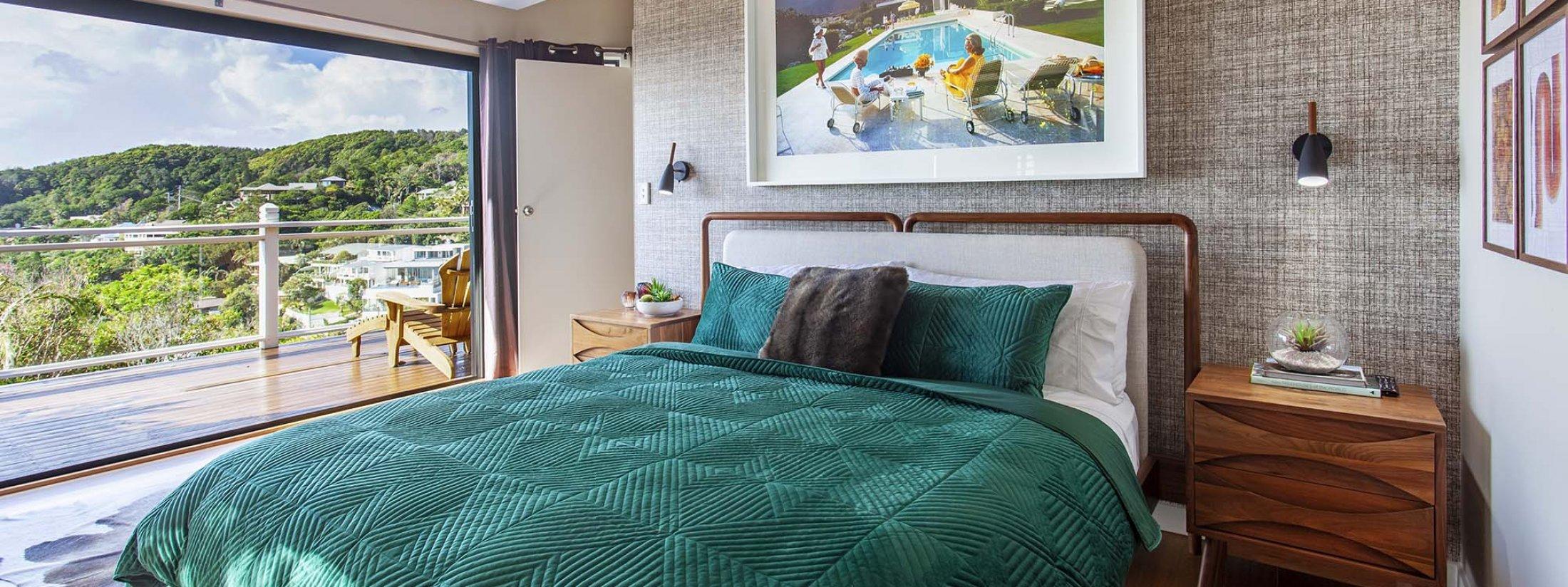 The Palms at Byron - Byron Bay - Master Bedroom b