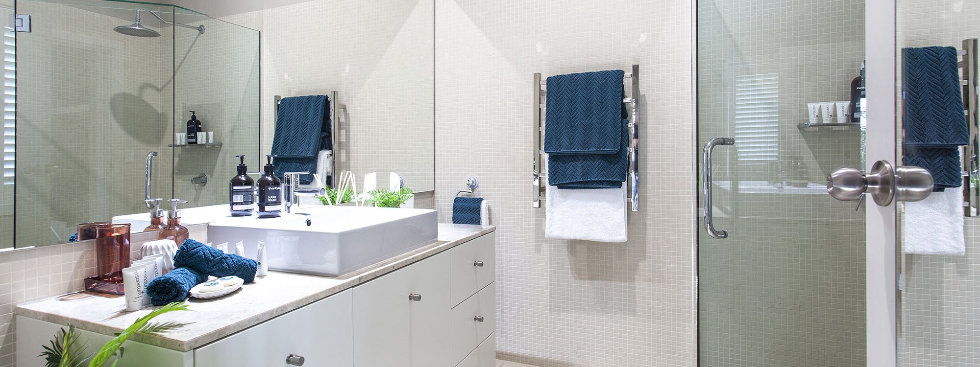 The Palms at Byron - Byron Bay - Master ensuite