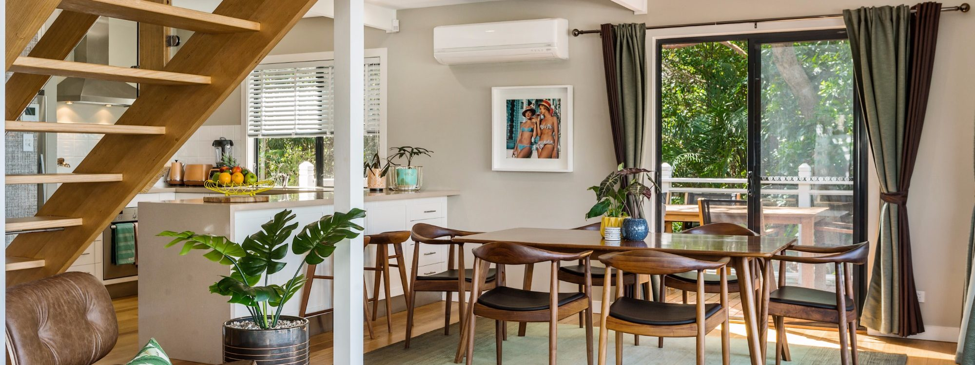 The Palms at Byron - Wategos Beach - Byron Bay - Dining room