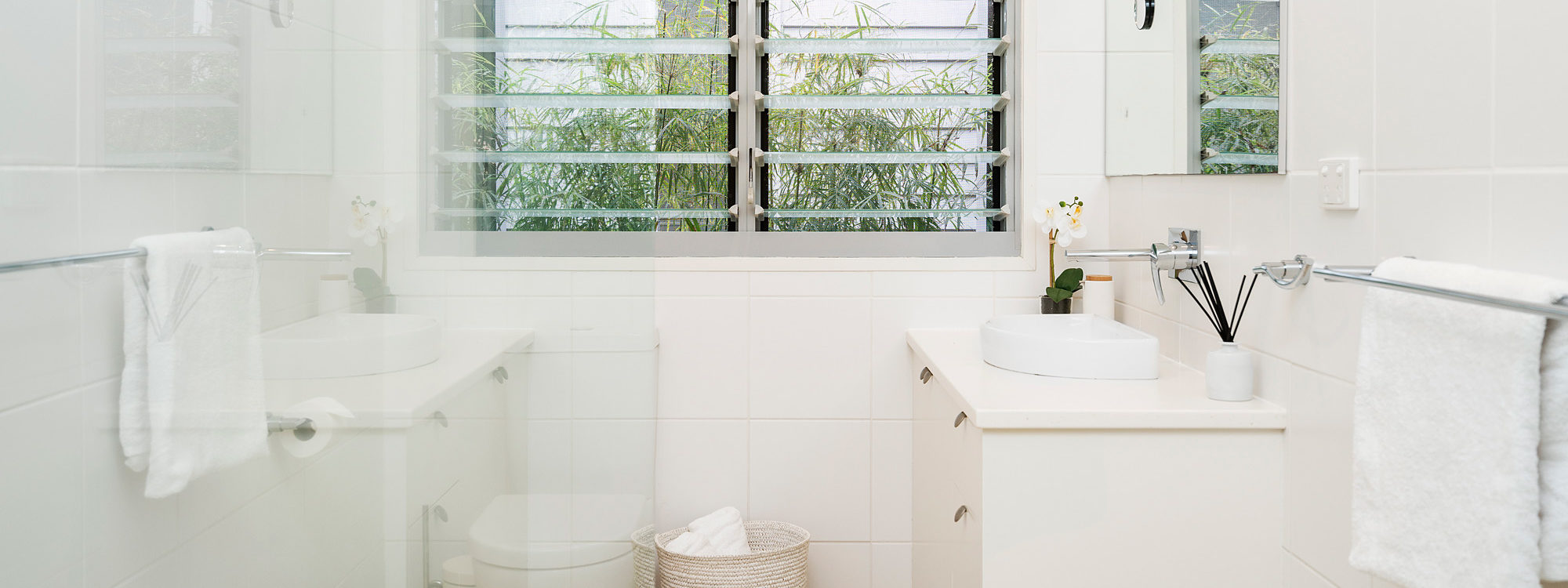 The White Rabbit - Byron Bay - Bathroom Studio